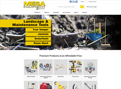 Mesa Equipment and Supply Company