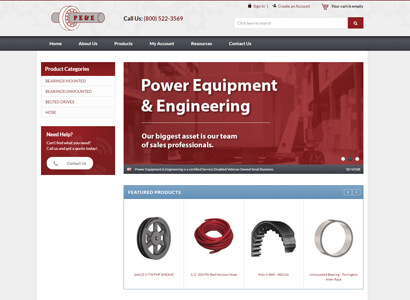 Power Equipment & Engineering